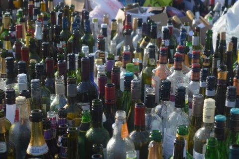 Problems with Glass Recycling, Pembury Parish Council