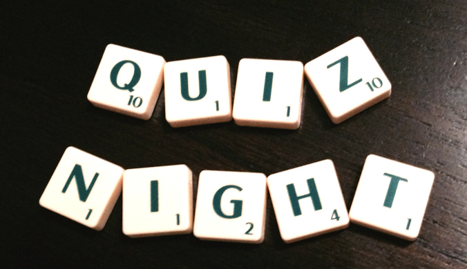 quiz night header