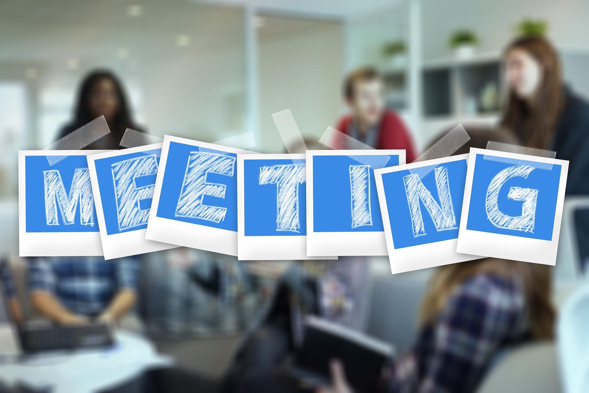 meeting header