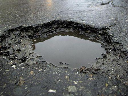 Pothole Blitz, Pembury Parish Council