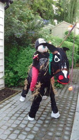 winning scarecrow 2018