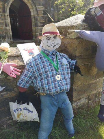 Scarecrow Competition Winners 2018, Pembury Parish Council