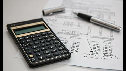 Finances, Pembury Parish Council