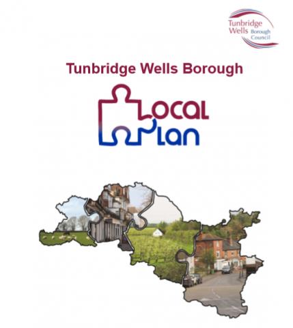TWBC Local Plan logo