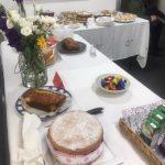 Cakes at Pride in Pembury Winners tea