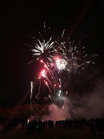 Fireworks Pembury 2019