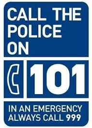 Police poster 101