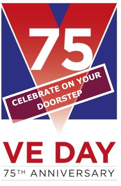 VE Day logo