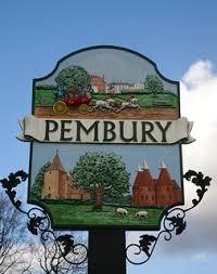 Pembury Village Sign